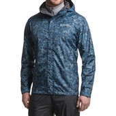 Ветровки Columbia Watertight Printed omni-tech. Размеры - s - м - l - xl