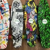 Скейт Penny Board(пенни борд),Abec-9 Chrom, скейтборд , киев