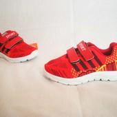 Яркие, облегченные, дышащие кроссовки 25-31
