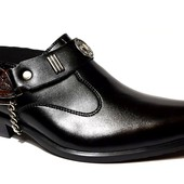 Туфли кожаные мужские Козаки (К900)