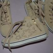 Ботинки, кеды, кожа