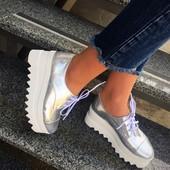 Туфли натуральная кожа 36-40