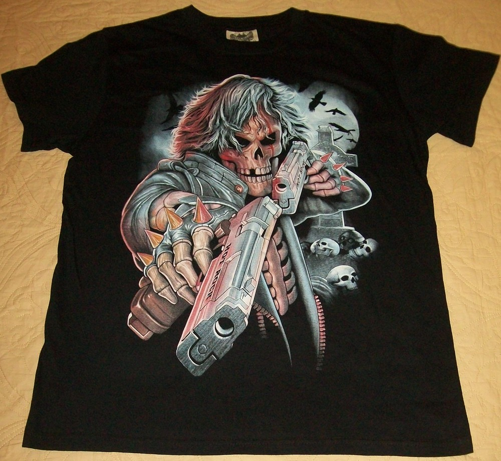 Крутая футболка для сильного парня фото №1