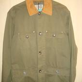 Куртка ветровка или пиджак Solid (Дания) в стиле милитари, размер М.