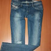 крутые джинсы  Diesel  размер 28
