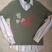 Рубашка -кофта Kenvelo M