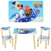 Детский столик и 2 стульчика разные картинки