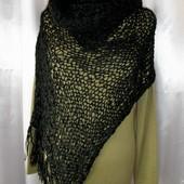 Ажурный большой шарф C&A