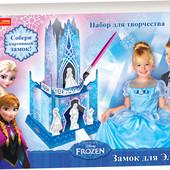 Набор для творчества Замок для Эльзы Фрозен 7040-01 15162001Р Ранок креатив