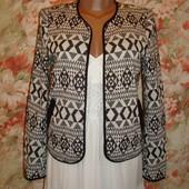 Пиджак-жакет в этно стиле р.8-10 outerwear division