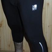 Спортивние фирменние шорты лосини капри шорти трико оригинал Karrimor (Карримор)м.