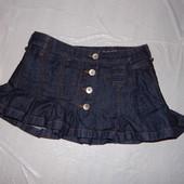 XS-S, поб 44-46, классная юбка джинсовая House of Denim