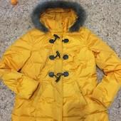 Куртка пуховик 42 р БонБрикс 48-54 наш размер
