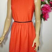 Платье миди фактурное с пышной юбкой Papaya р M-L