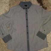Рубашки Next, Marks&Spencer, Bhs, Disigners на 6-8 лет, рост 116- 128 см.