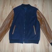 продам чоловічу куртку (бомбер, жакет) Zara, розмір М