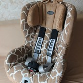 Автокресло Romer King Plus Big Giraffe (жираф)