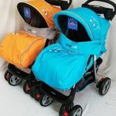 Детская коляска Sigma K-038F