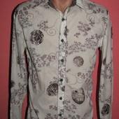 рубашка мужская р-р М коттон Silver