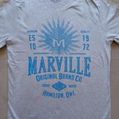 Мужские футболки бренд Marville