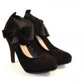 Туфли на резинке Т692