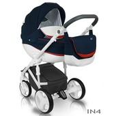 Универсальная коляска 2в1 Ideal New IN4
