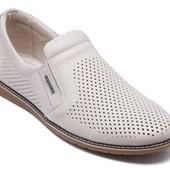 3 цвета мужские туфли натуральная кожа цвета Модель: Модель:  129пб