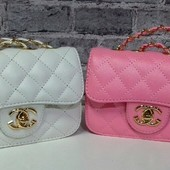 Детские сумки Chanel. Наличие