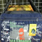 Стильные школьные сумки 3модели