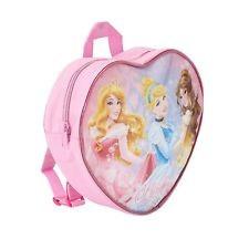 Mothercare новый рюкзак 3-6 лет в форме сердца принцессы для девочки розовый фото №1