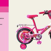Детский велосипед Щенячий патруль 171227 12д