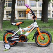 """Детский двухколесный велосипед Azimut Fiber-12"""""""