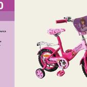 Детский велосипед Принцесса София 171226 12д.