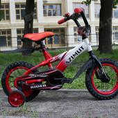 Детский двухколесный велосипед Azimut Rider (12
