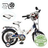 Детский велосипед 12д. GR 0001 Rex Man