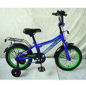 Детский двухколесный велосипед Profi 14д. L14103