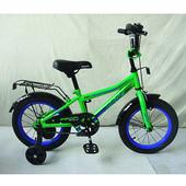 Детский двухколесный велосипед Profi 14д. L14102