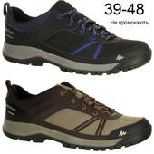 Чоловічі ботинки Arpenaz 100 wpt Quechua.Не промокають.