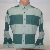 Мужская рубашка с длинным рукавом Scout
