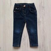 1-1,5 года, джинсы-скини TU.