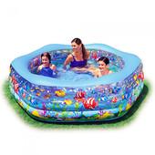 Надувной бассейн Intex 56493