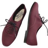 Женские туфли оксфорды бордовые р.38 Esmara Германия