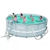 Каркасный бассейн Bestway 56478 (для всей семьи)