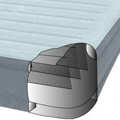 Надувная кровать Intex Comfort plush mid rise airbed 67770