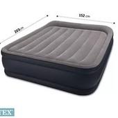 Надувная кровать двуспальная Intex 64136