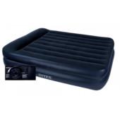 Кровать-велюр Intex (64122) с встроенным насосом