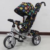 Детский  трехколесный велосипед Tilly Trike T-344, Новинка!