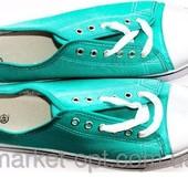 Мужские яркие кеды в стиле Converse!!!