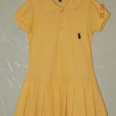 Фирменное платье Polo by Ralph Lauren Оригинал.