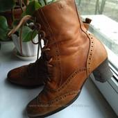 Женские ботинки . Фирменные s. Oliver.